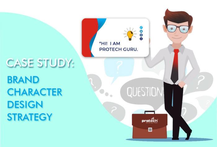 kuhipaat-brand-character for Protech - Protech Guru