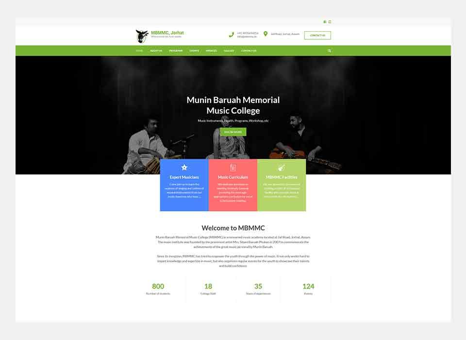 Kuhipaat Web Design Mobile Website Ecommerce Seo Assam